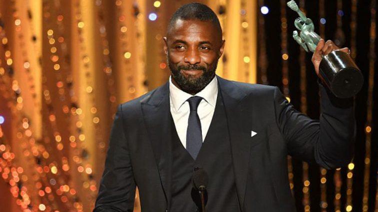 Idris Elba lett az év legszexisebb pasija a People szerint