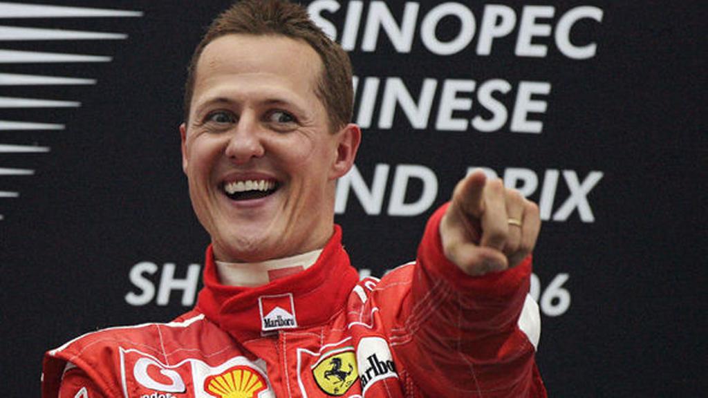 Megtörte a csendet Michael Schumacher felesége