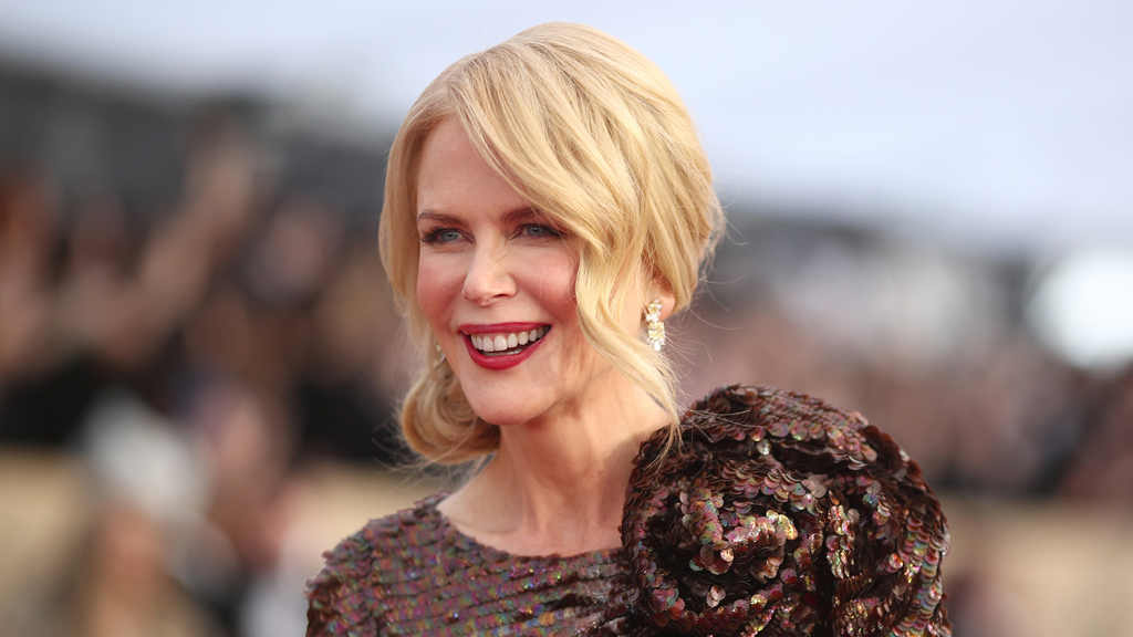 Nicole Kidman csodaszép a legújabb címlapfotóján