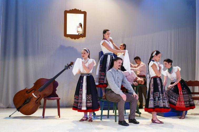 Táncszínházi előadásra kerül sor Baróton